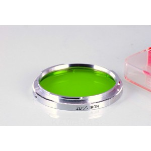 Filtro Zeiss Ikon GR 3x B56 Green 314