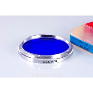 Filtro Zeiss Ikon Ikolor B 2x B56 Blue 314