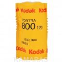 Kodak PORTRA 800 120 x1 rollo