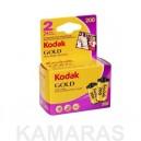Kodak Gold 200-35mm 24 (Pack 2 rollos)