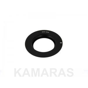 Objetivos M42 AF a cámaras EOS