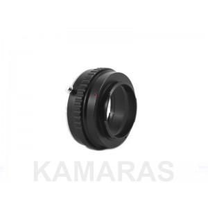Objetivos Konica AR a cámaras SONY NEX