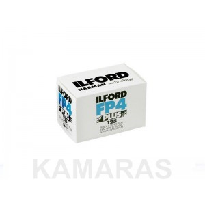 Ilford FP4 PLUS 35mm-36