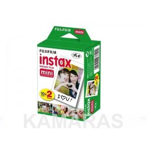 Fujifilm Instant color mini Glossy 20 Fotos (Caducada 11-2015)