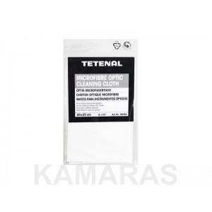 Tetenal paño limpiador especial para ópticas 20x25cm Blanco