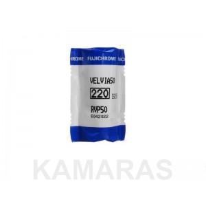 Fuji Velvia RVP 50  220 C-41 x1 Rollo (Caducada 09-2015)