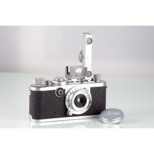 Leica If Red Dial + Hektor f6,3 2,8cm