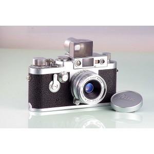 Leica IIIg + Summaron 3,5cm f3.5