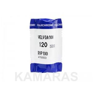 Fuji Velvia 100 120 x1 rollo (Caducada 07/2016)