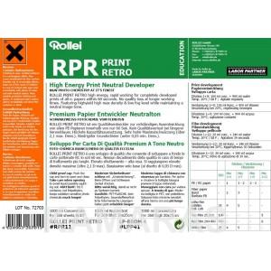 Rollei PRINT RETRO (RPR) 1 Litro
