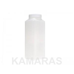 Botella rígida 1 litro blanca