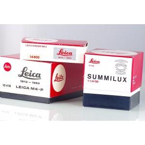 Leica M4-P + Summilux 50 70 Anniversary 1913-1983