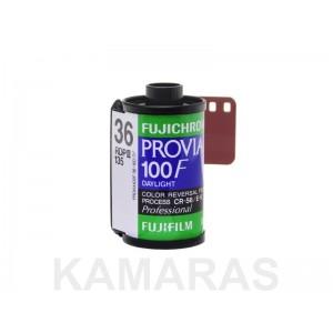 Fuji Provia 100F 35mm36 expo (E-6)