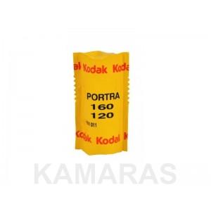 Kodak PORTRA 160 120 x1 Rollo C-41 (Caducada 03-2015)