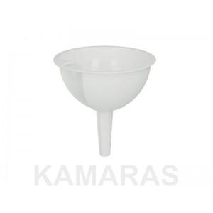 Embudo plástico 12cm