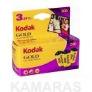 Kodak Gold 200-35mm 24x3 Tripack