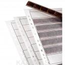 Fundas de pergamina translucida de 35mm 25 Und.