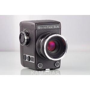 Rolleiflex SLX + HFT Planar 2.8/80mm