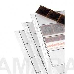 Fundas de pergamina translucida de 120mm 100 Und.