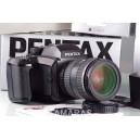Pentax  645 N + FA 45-85mm f4.5