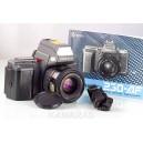 Yashica 230-AF + 3.3-4.5/35-70mm + CS110