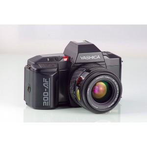 Yashica 200-AF + 3.3-4.5/35-70mm