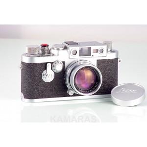 Leica IIIg + Summicron 5cm f2