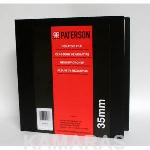 Carpeta Archivadora 35mm Paterson
