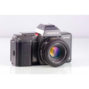 Yashica 230-AF + 1.8/50mm + CS-110