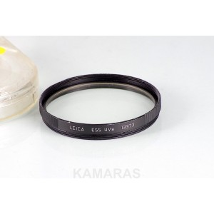 Filtro LEICA 55mm UVa E55 13373