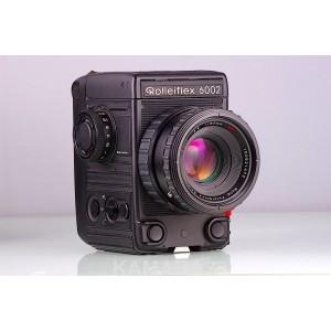 Rolleiflex 6002 + HFT Rolleigon 2.8/80mm