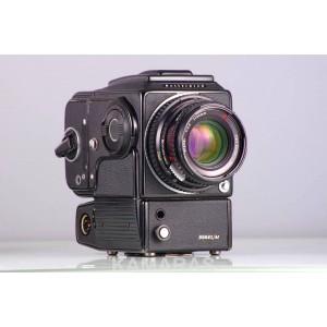 Hasselblad 500 EL/M + 80C + A16 + WLF