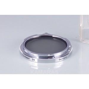 Filtro Zeiss Ikon contapol 3x B56 Polarizer