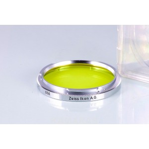 Filtro Zeiss Ikon G 2x B56 Yellow 314